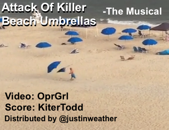 AttackKillerBeachUmbrellas