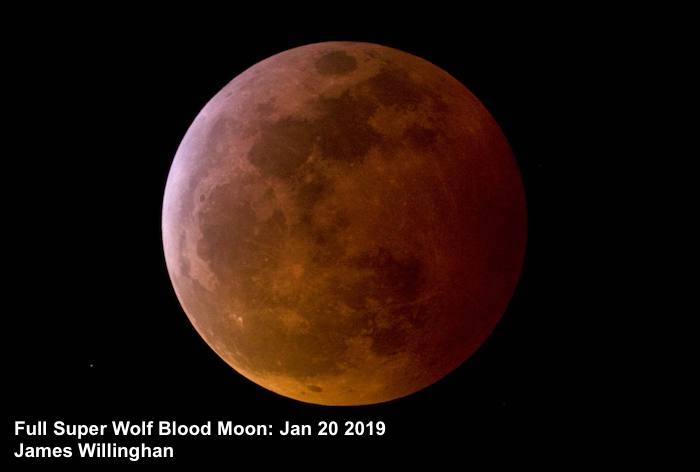 blood moon january 2019 baltimore - photo #1